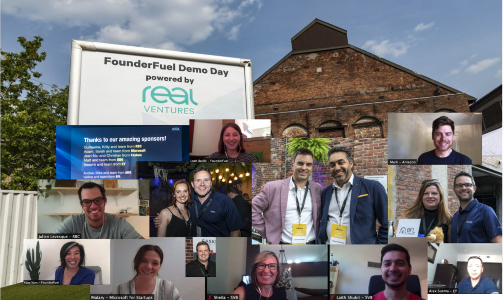 Introducing our FounderFuel 2020 Sponsors!